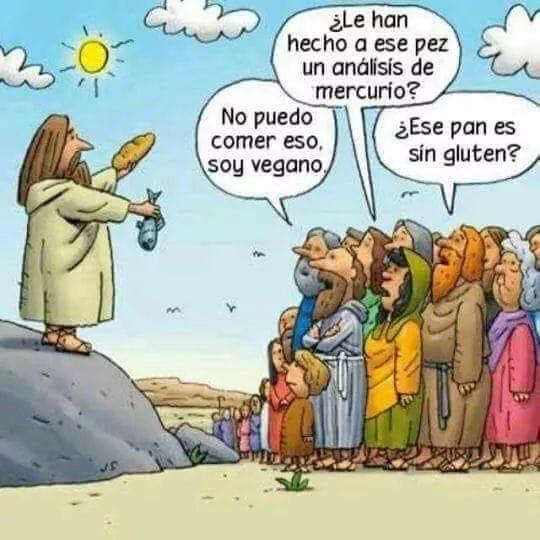 jesús panes y peces