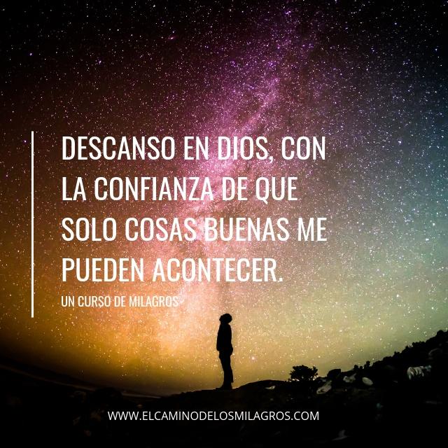 Descanso en Dios